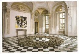 R387 Castello Di Rivoli (Torino) - Richard Long Piemonte Stone Ring - Emilio Vedova Emerging / Non Viaggiata - Sculture