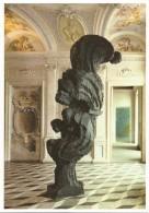 R388 Castello Di Rivoli (Torino) - Michelangelo Pistoletto - Persone Nere / Non Viaggiata - Sculture