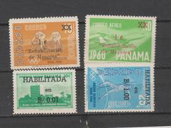 Yvert PA 232 / 235 ** Neuf  Sans Charnière - Panama
