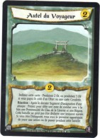 Legend Of The Five Rings N° 16/156 - Autel Du Voyageur - La Leggenda Dei Cinque Anelli