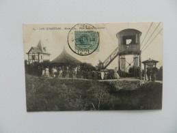 Cp  84 San Sebastian - Monte Ulia - Vista Desderel  Funicular - Unclassified