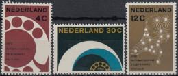 Holanda 1962 Nº 752/54 Nuevo - 1949-1980 (Juliana)