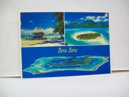 Bora Bora - Isole Sottovento  (Polinesia Francese) - Polinesia Francese