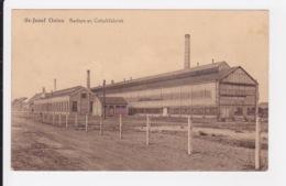St-Jozef Olen - Radium En Cobaltfabriek. - Olen