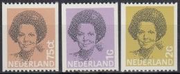 Holanda 1982 Nº 1181a/84a (3 Valores) Nuevo - Periodo 1980 - ... (Beatrix)