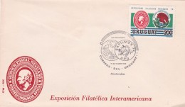Uruguay - Lettre - Uruguay