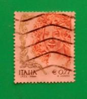 2002 ITALIA. BÁSICOS. USADO - USED. - 6. 1946-.. República