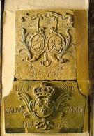 LA POSTE       H22        Colmar  ( Musée )   Bas Relief Du Relais De La Poste Aux Chevaux De Colmar - Post