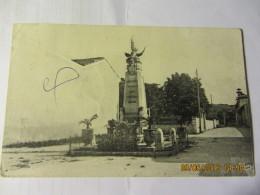 Cpa AIGUES-VIVES (30) Monument Aux Morts - - Aigues-Vives