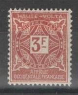 Haute-Volta - YT Taxe 20 * - 1928 - Haute-Volta (1920-1932)