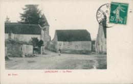 21 JANCIGNY / La Place / - France