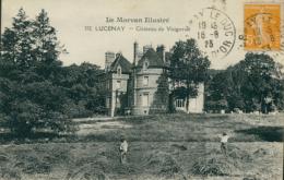 21 LUCENAY LE DUC / Château De Visigneux / - France