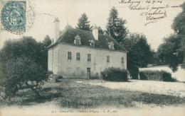 21 MARCILLY OGNY / Château D'Ogny / - France