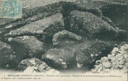 21 VERTAULT / Chambre Avec Hypocauste, Fouilles De La Société Archéologique Du Châtillonnais / - France