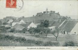39 MONTAIN / Vue Générale De Montain / - Other Municipalities