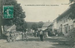 39 SAINT GERMAIN EN MONTAGNE / Grande-Rue / - Otros Municipios