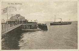 GB WORTHING / The Pier / - Worthing