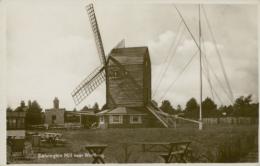 GB WORTHING / Salvington Mill Near Worthing / GLOSSY CARD - Worthing