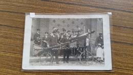 1 Cp GONNEVILLE-LA-MALLET - CHAR En L'HONNEUR De BLERIOT - 1910 - Otros Municipios