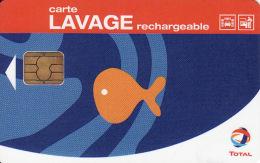 Carte Lavage Sur Station British Petroleum En France, Chip, Wash Card - Moteurs