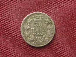YOUGOSLAVIE Monnaie De 50 Para 1925 - Serbie