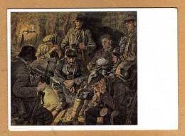 Original Postkarte Soldaten I.Weltkrieg,München Haus Der Deutschen Kunst Super Ansicht - Weltkrieg 1939-45