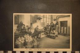 CP, 75, PARIS Hotel Des Monnaies Atelier De Vérification  N°18 - France