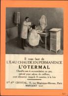 COIFFEURS - CHEVEUX - Pub Issue D´une Revue De 1929 Collée Sur Carton - Publicités