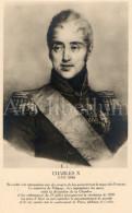Postcard / CP / Postkaart / Charles X / Roi De France - Historische Figuren