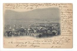 14744 - Yverdon Vue Générale En 1899 - VD Waadt