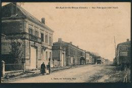 SAINT AUBIN DE BLAYE - Rue Principale - Autres Communes