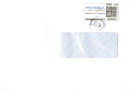 Montimbrenligne 1.32€ - Panterga Créateur De Logiciels Sur Mesure+ Toshiba 39831A Avec Signes Inférieur à Et Supérieur à - France