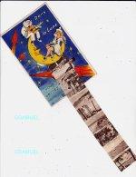 17 - Ronce Les Bains - Pierrot Et Colombine Dans La Lune - (Carte à Système) - Vous Verrez Ronce Les Bains. - Voir Scan. - France