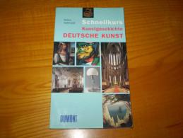 Kunstgeschichte , Histoire De L'Art , Deutsche Kunst De Volker Gebhardt , Très Nombreuses Photos - Art