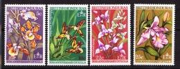 Honduras   N° 211 A 214 NEUF**TTB  SANS CHARNIERE / MNH  LEGERE ADHERENCE VOIR DOS - British Honduras (...-1970)
