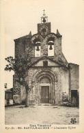 - Depts Div.-ref- GG764 - Pyrenees Orientales - Banyuls Sur Mer - L Ancienne Eglise - Carte Bon Etat - - Banyuls Sur Mer