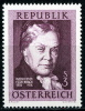 Österreich - Michel 1203 - ** Postfrisch - Maria Von Ebner-Eschenbach - 1945-.... 2ª República