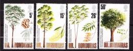 Honduras   N° 274 A 277 NEUF**TTB  SANS CHARNIERE / MNH - British Honduras (...-1970)