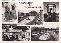 34---MONTPELLIER---multivues--voir 2 Scans - Montpellier