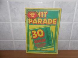 COMMODORE 64 CBM 64 RIVISTA MENSILE HIT PARADE - Commodore