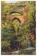 The Devil´s Bridge Nr Aberystwyth By A R Quinton - Salmon No 2287 - Postmark 1946 - Quinton, AR