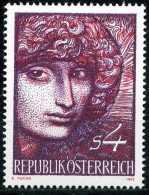 Österreich - Michel 1727 - ** Postfrisch (D) - Kunst, Stich Von Ernst Fuchs - 1945-.... 2ª República