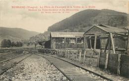 88 - Bussang - Chemin De Fer - Ligne Epinal à Remirement - Bussang - Other