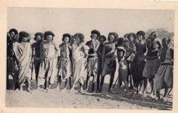 ERYTHREE GRUPPI DI BENIAMER - Erythrée