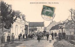 72- MONCE-EN-SAOSNOIS-  BAS DU BOURG - Autres Communes