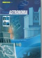 Italia 2009 Europa Astronomia  Folder Ufficiale ( Valore D'emissione € 17 ) - 6. 1946-.. Republic