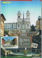 Italia 2009 Roma Capitale  Folder Ufficiale ( Valore D´emissione € 18 ) - 6. 1946-.. Republic