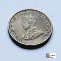 Hong Kong - 10 Cents - 1935 - Hongkong