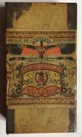 Empty    Box    TIN  Box      CIGARETTES   D´ ORIENT  EGYPT   GABRIEL MANTZARIS - Boites à Tabac Vides