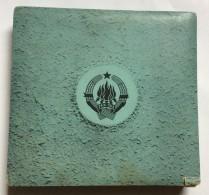 Empty    Box       CIGARETTES   1943.  FNRJ JUGOSLAVIJA - Boites à Tabac Vides